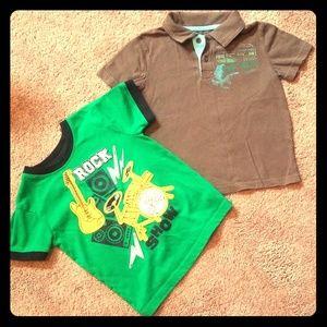 Boys 4T Shirt Bundle